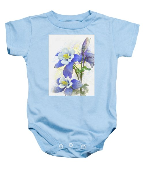Ancolie Baby Onesie
