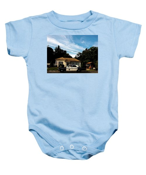 Andy's Home Baby Onesie