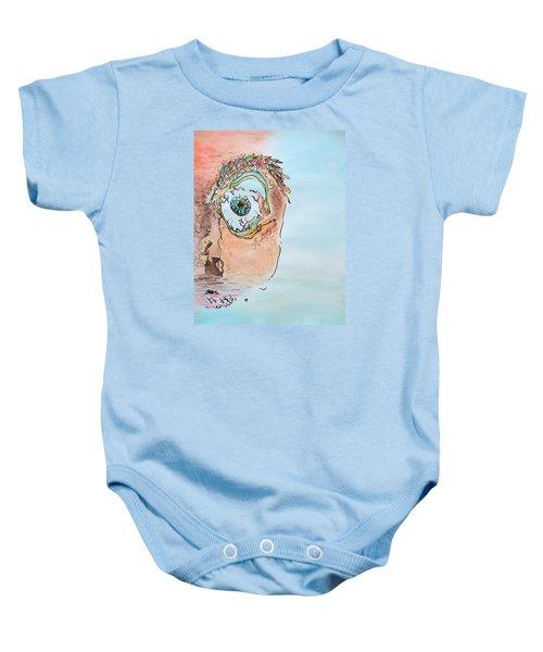 Aquarium Baby Onesie