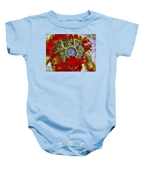 Iron Man 2 Baby Onesie