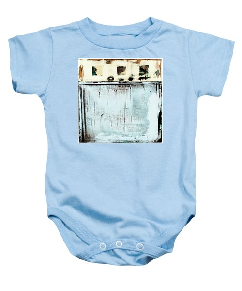 Art Print California 03 Baby Onesie