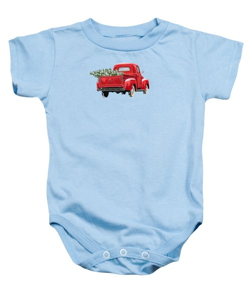 The Road Home Baby Onesie by Sarah Batalka