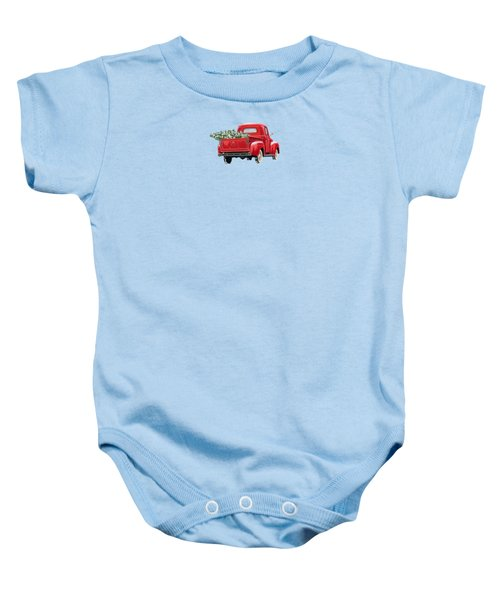 The Road Home Baby Onesie