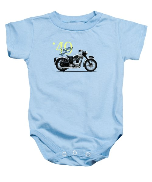 The Tiger 100 1949 Baby Onesie
