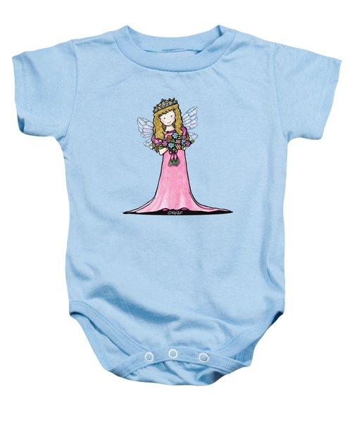 Kiniart Faerie Princess Baby Onesie