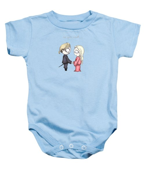 As You Wish  Baby Onesie