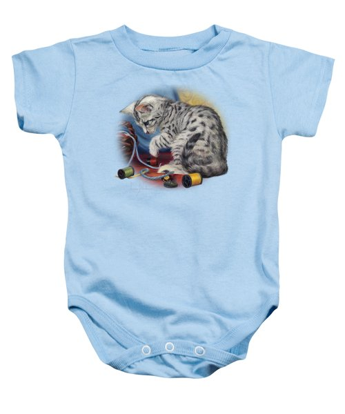 At Play Baby Onesie