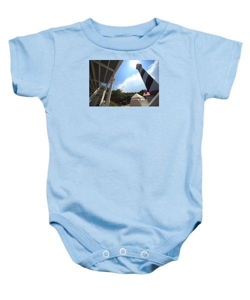 At The Light Baby Onesie