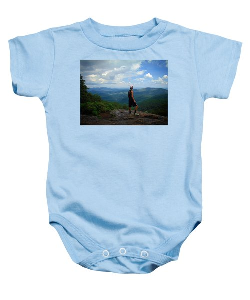 Appalachian Trail - Views Baby Onesie