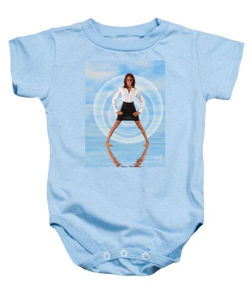 Audrey Michelle 2030101 Baby Onesie