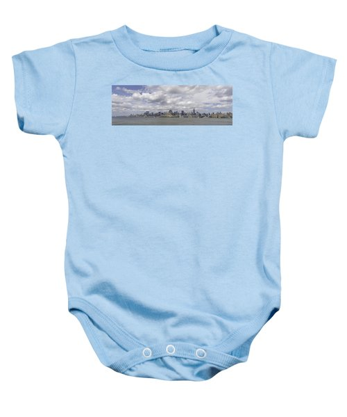 A View From New Jersey 1 Baby Onesie