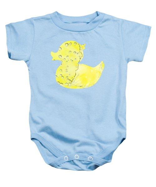 Baby Duck Baby Onesie