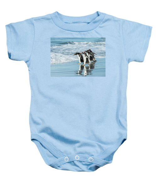 Back To The Sea. Baby Onesie