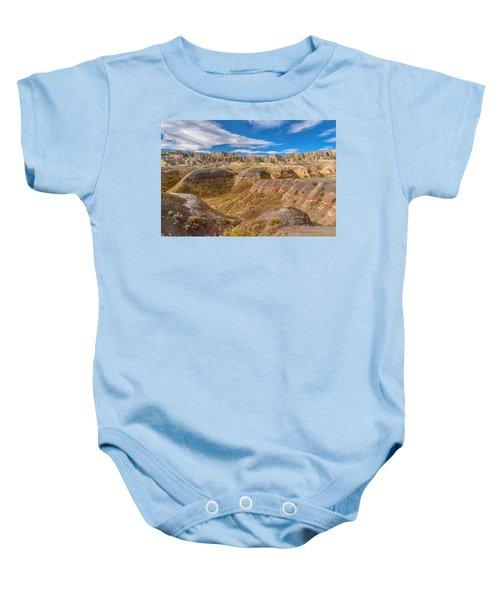 Badlands South Dakota Baby Onesie