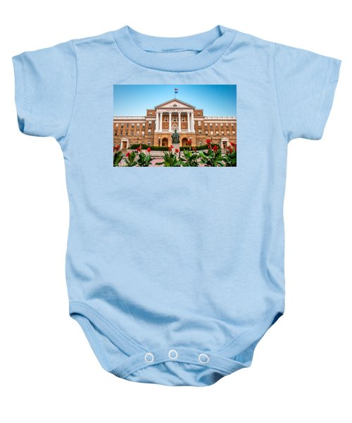 Bascom Hall Baby Onesie