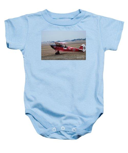Bi-wing-2 Baby Onesie