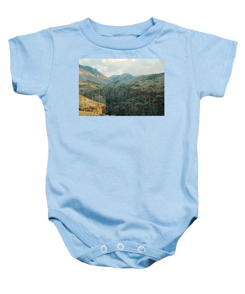 Bighorn National Forest Baby Onesie