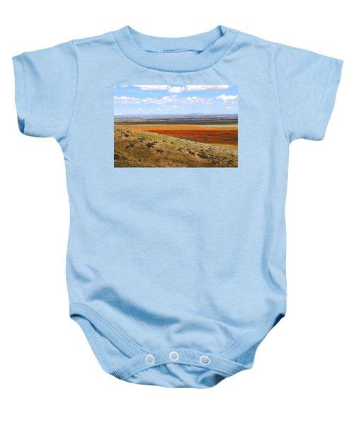 Blooming Season In Antelope Valley Baby Onesie