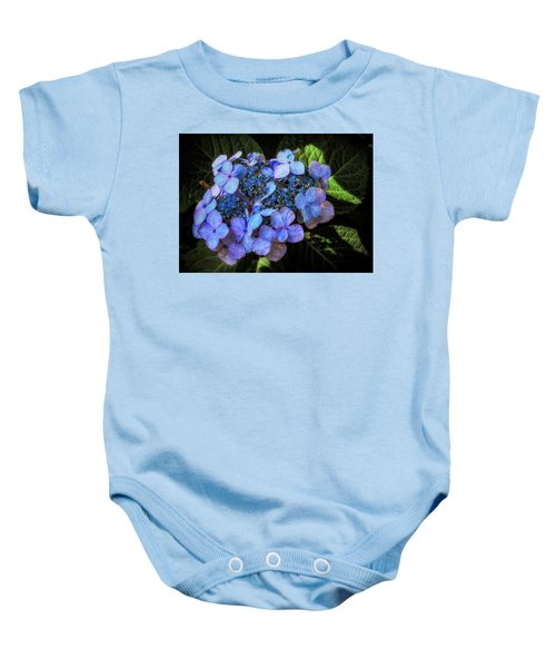 Blue In Nature Baby Onesie