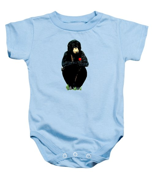 Bo Baby Onesie by Teresa  Peterson