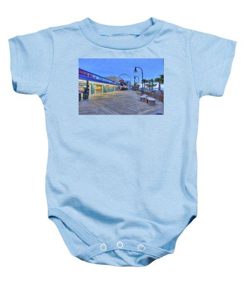 Boardwalk Baby Onesie