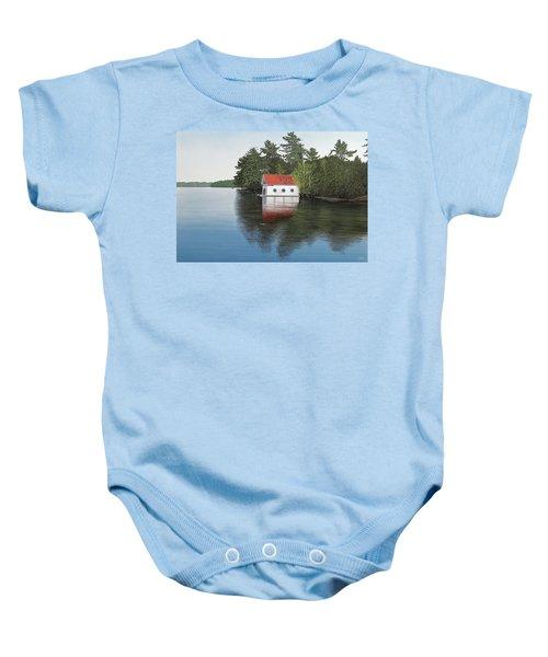 Boathouse Baby Onesie