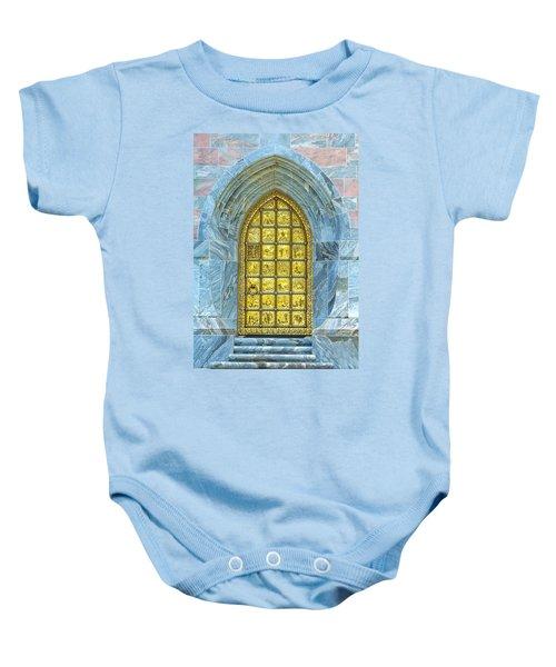 Bok Tower Entrance  Baby Onesie