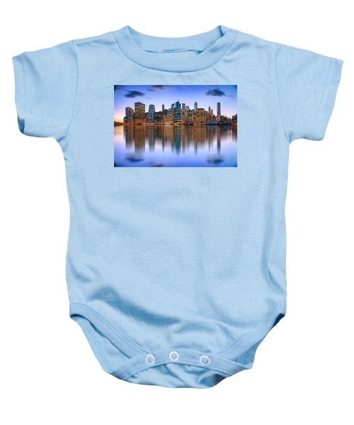 Bold And Beautiful Baby Onesie by Az Jackson