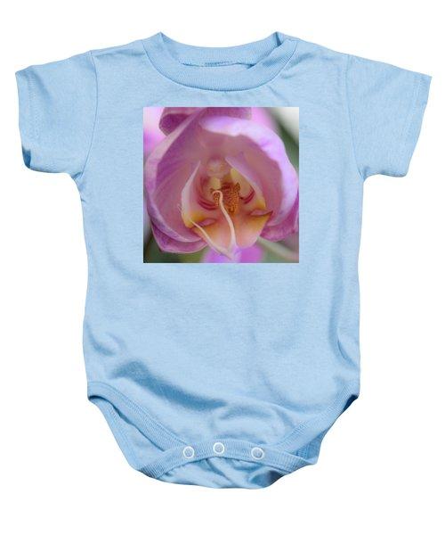 Boudoir Orchid Baby Onesie