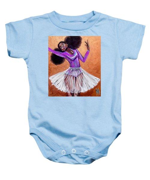 Breathtaking Moments Baby Onesie