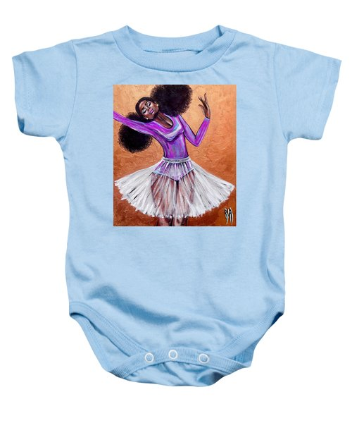 Breathtaking Moments Baby Onesie