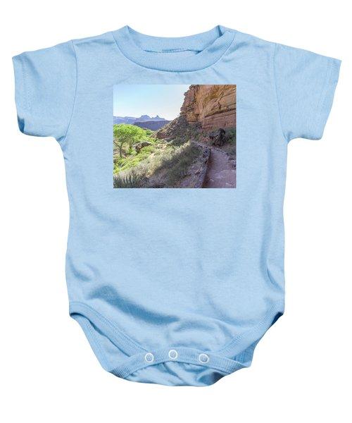 Bright Angel Trail Baby Onesie