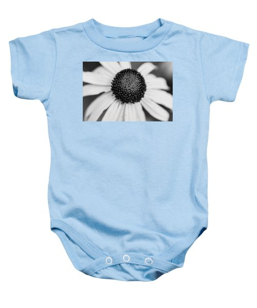 Brown Eyed Susan Baby Onesie