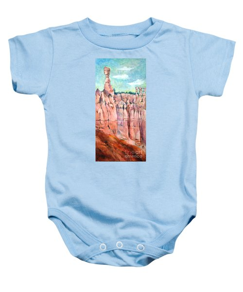 Bryce Canyon #1  Baby Onesie