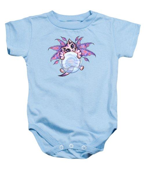 Bubble Fairy Kitten Baby Onesie