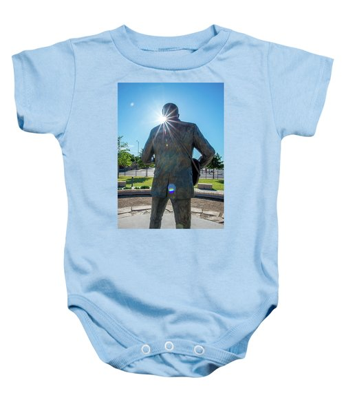 Buddy Holly 6 Baby Onesie