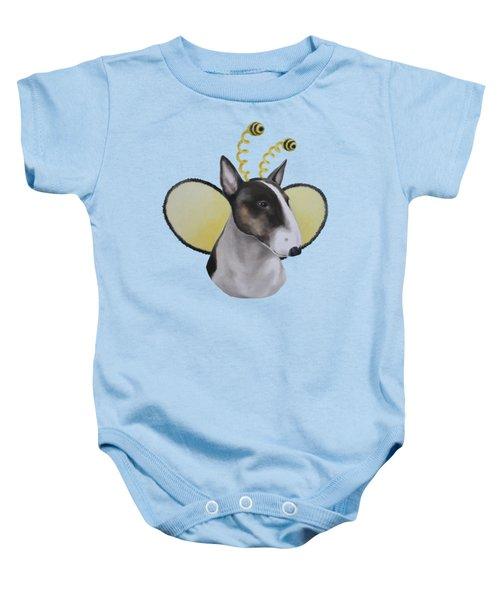 Bully Bee Baby Onesie