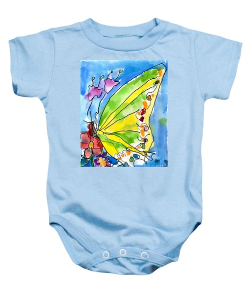 Butterfly Baby Onesie
