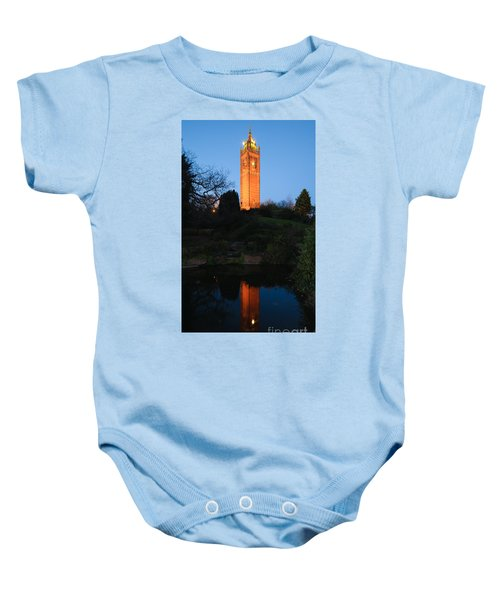 Cabot Tower, Bristol Baby Onesie
