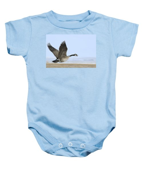 Canada Goose Baby Onesie