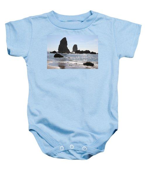 Cannon Beach II Baby Onesie
