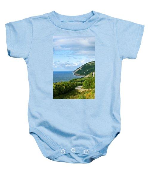 Cape Breton Highlands National Park Baby Onesie