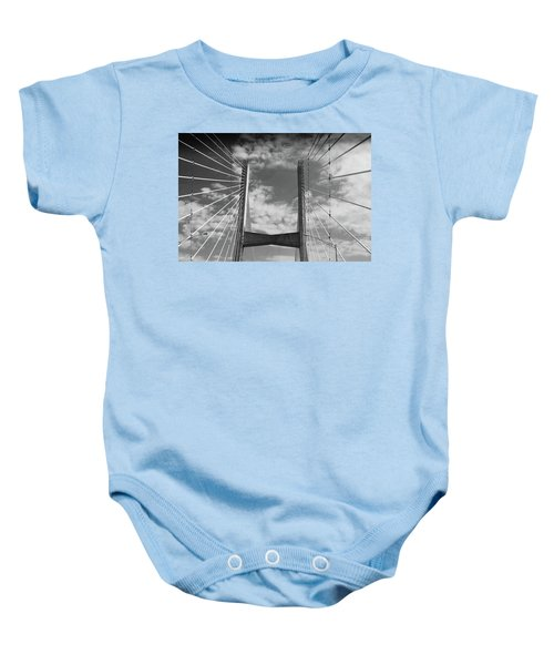 Cape Girardeau Bridge Baby Onesie