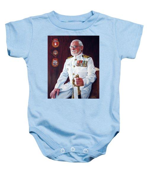 Capt John Lamont Baby Onesie