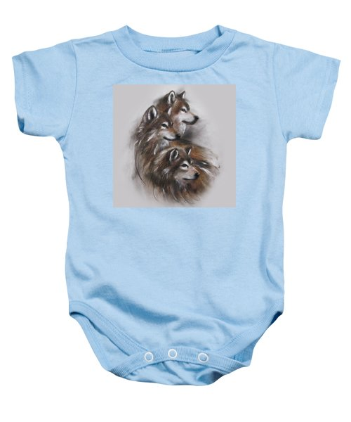 Captivated Baby Onesie