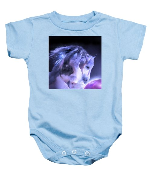 Captured Baby Onesie