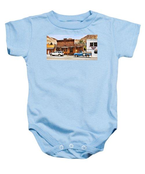 Challis, Idaho Baby Onesie