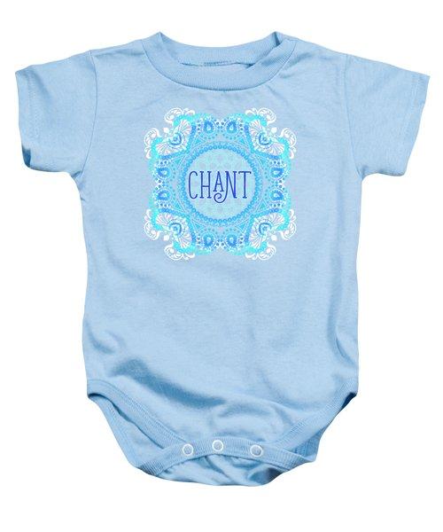 Chant Baby Onesie