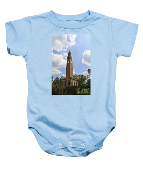 Chapel Hill Bell Tower Baby Onesie