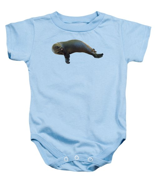 Cheeky Seal Baby Onesie